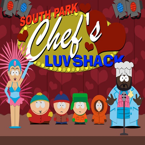 South Park: Chef's Luv Shack Trivia