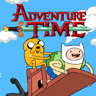 Adventure Time: Finn Up