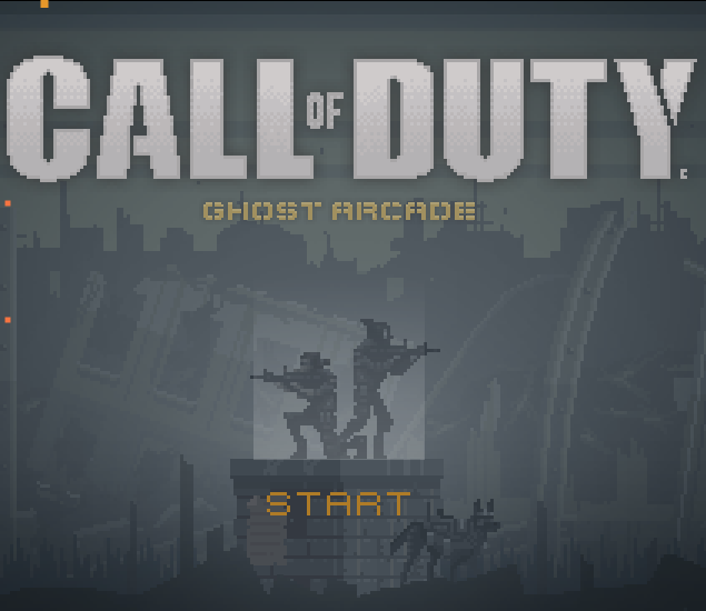 Call of Duty Ghost Arcade