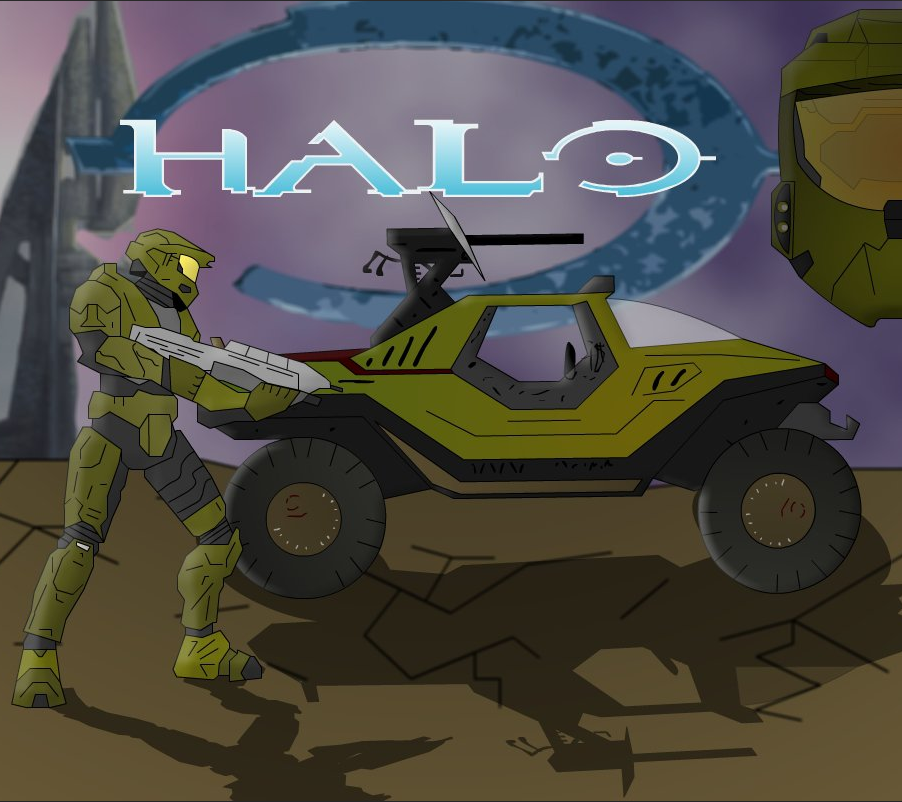 Halo Galaxies 2
