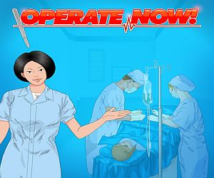 Operate Now: Hospital Surgeon