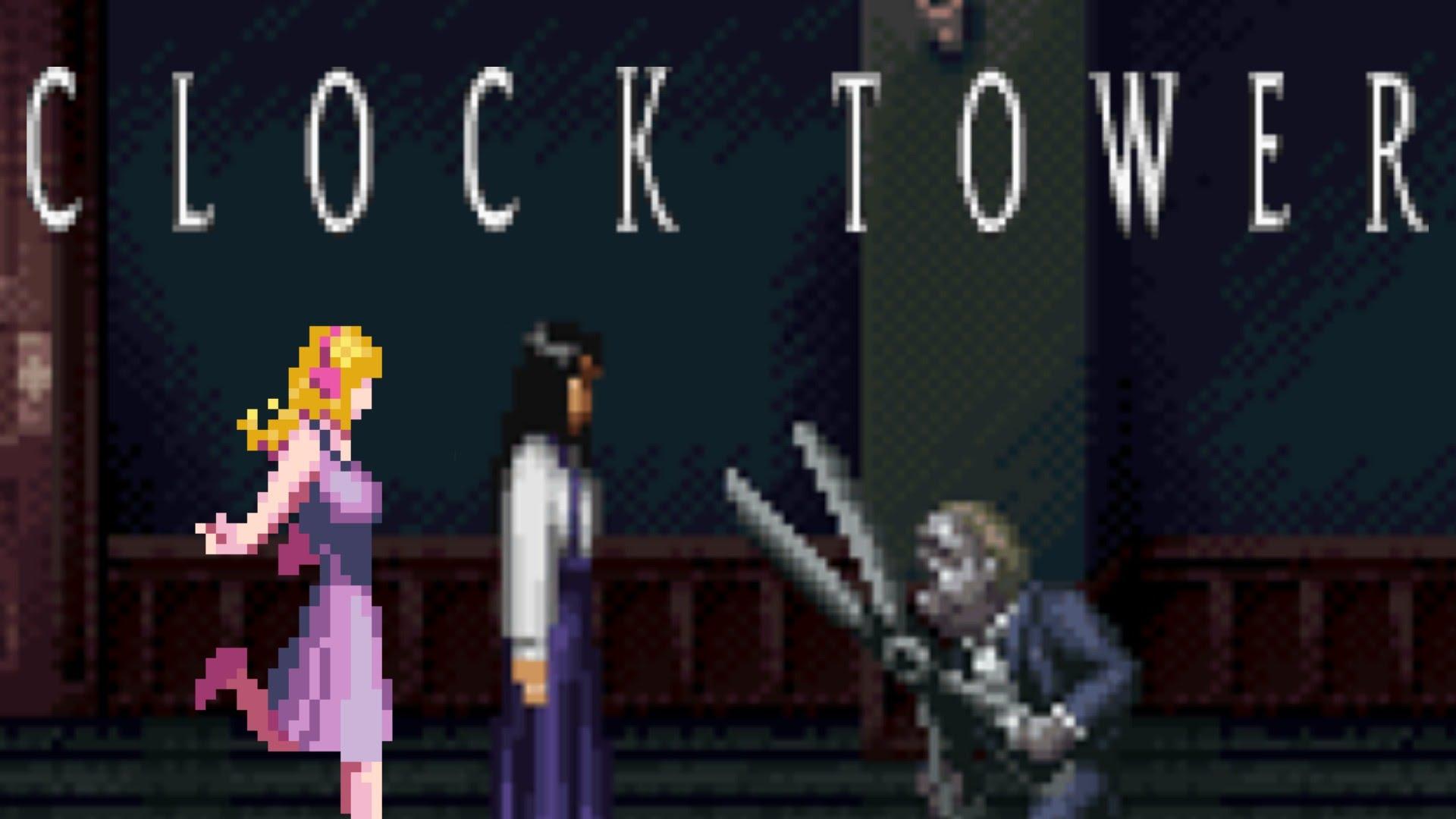 clock tower br snes emulator