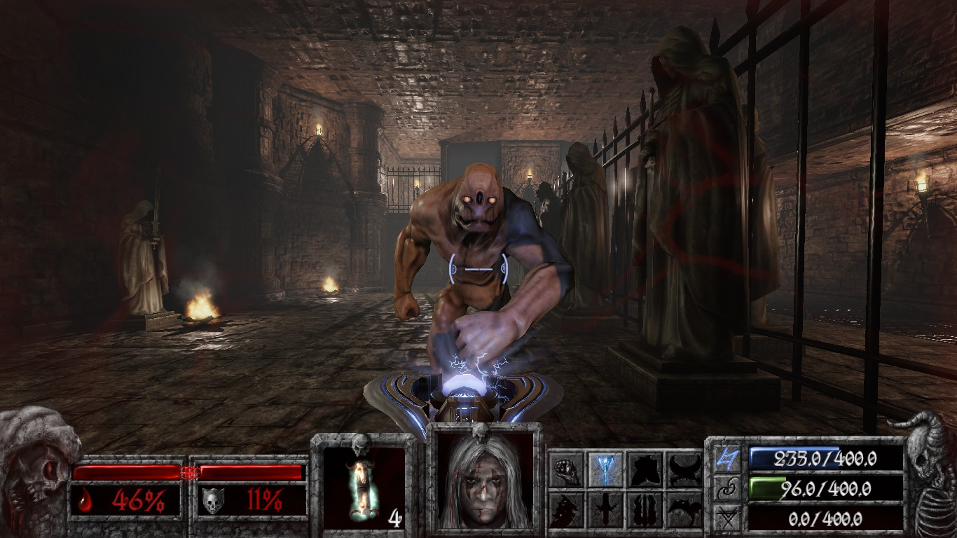 apocryph an old-school shooter review