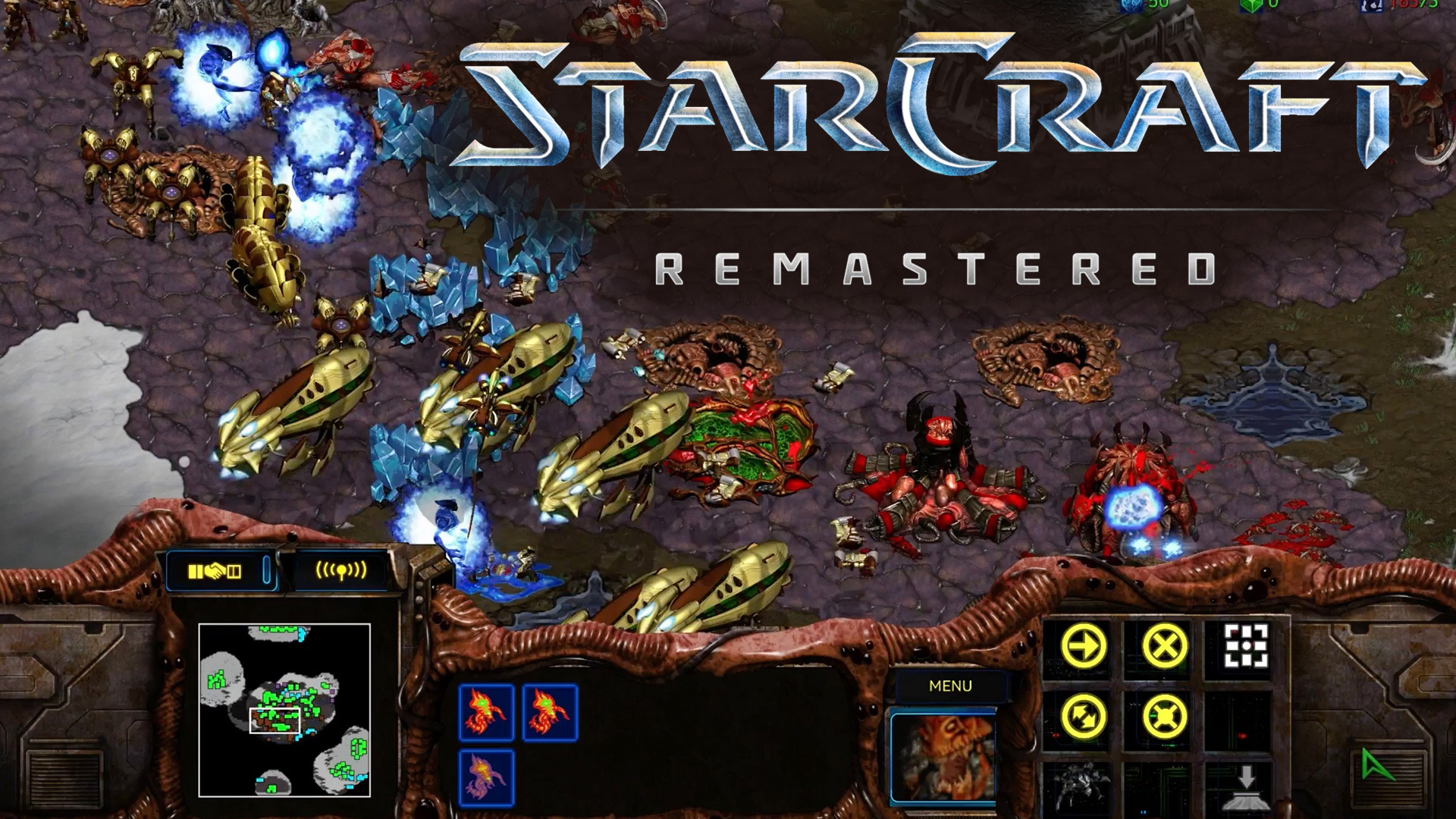 Original StarCraft is now free | Opium Pulses
