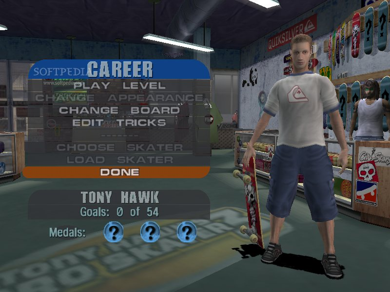tony hawk psx