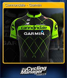 Cannondale - Garmin