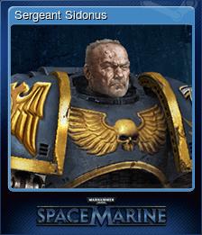 Sergeant Sidonus