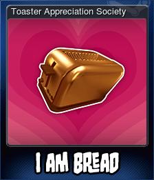 Toaster Appreciation Society