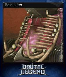 Pain Lifter