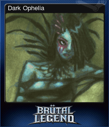 Dark Ophelia