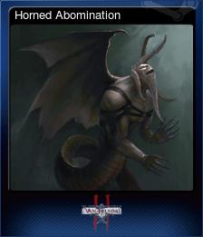 Horned Abomination