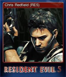 Chris Redfield (RE5)