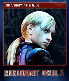 Jill Valentine (RE5)