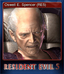Oswell E. Spencer (RE5)