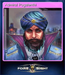 Admiral Pugalenthi