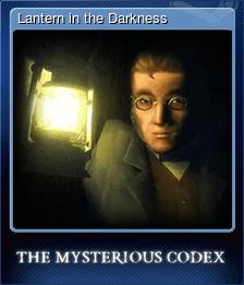Lantern in the Darkness