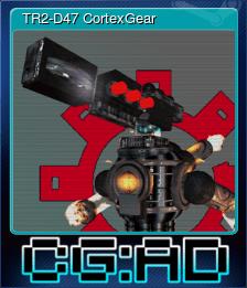 TR2-D47 CortexGear