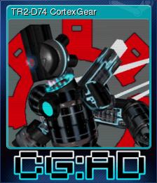 TR2-D74 CortexGear