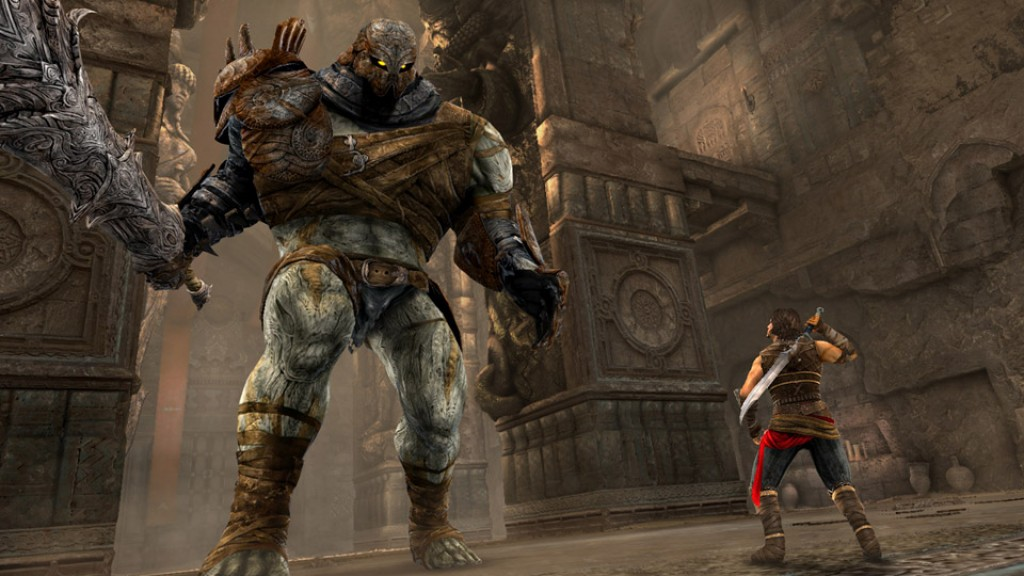 prince of persia the forgotten sands missions list