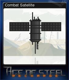 Combat Satellite