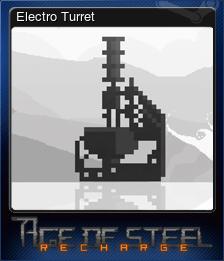 Electro Turret