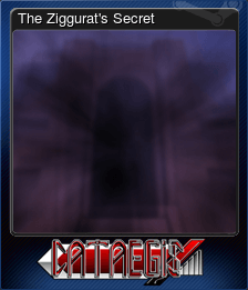 The Ziggurat's Secret