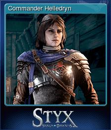 Commander Helledryn