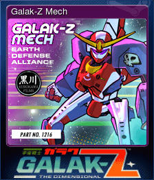 Galak-Z Mech