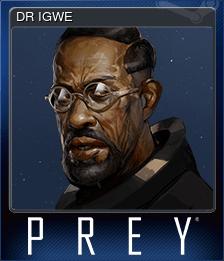 DR IGWE