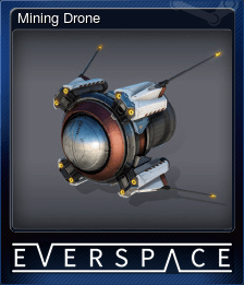 Mining Drone