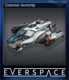 Colonial Gunship