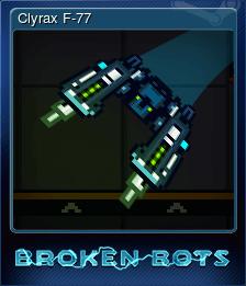 Clyrax F-77