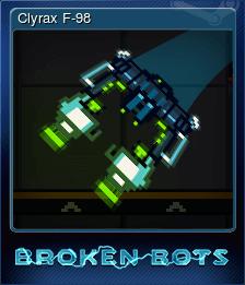 Clyrax F-98