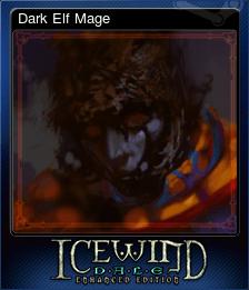 Dark Elf Mage