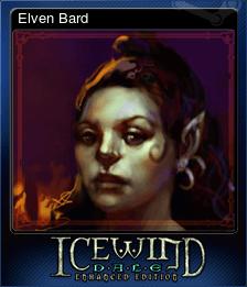 Elven Bard