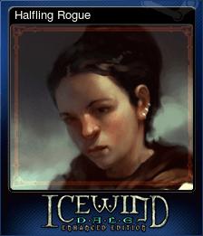 Halfling Rogue