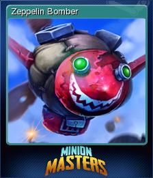 Zeppelin Bomber