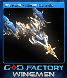 Imperator - Human Gunship