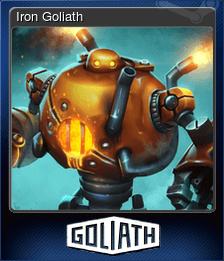 Iron Goliath