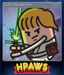 Luke Spudwalker