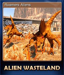 Roamers Aliens