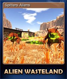 Spitters Aliens