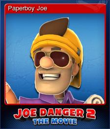 Paperboy Joe