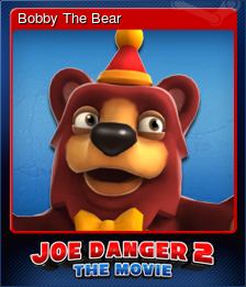 Bobby The Bear