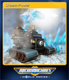 Steam-Power