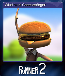 Whetfahrt Cheesebörger