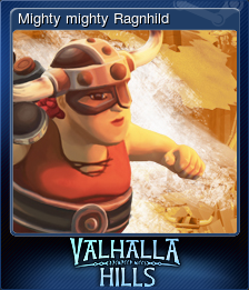 Mighty mighty Ragnhild