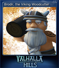 Brodir, the Viking Woodcutter