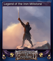 Legend of the Iron Millstone