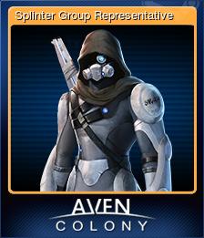 Splinter Group Representative
